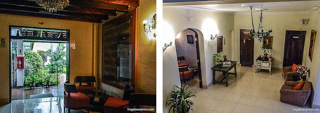 Hotel Señorial, Miraflores, Lima