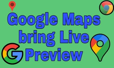 Google Maps to make live view available for iPhone users