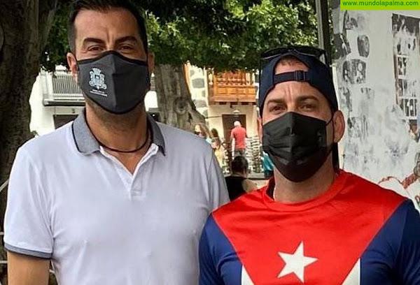 """Perera: """"La dictadura es el verdadero bloqueo de la libertad de los cubanos"""""""