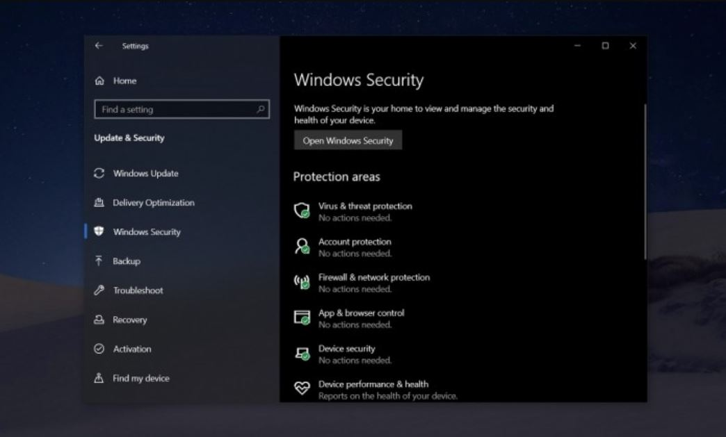 Windows 10 May update introduces malware blocker