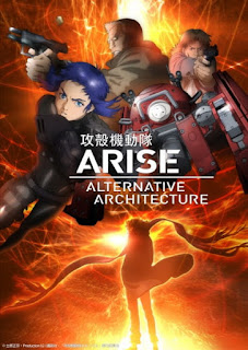 Ghost in the Shell: Arise Alternative Architecture