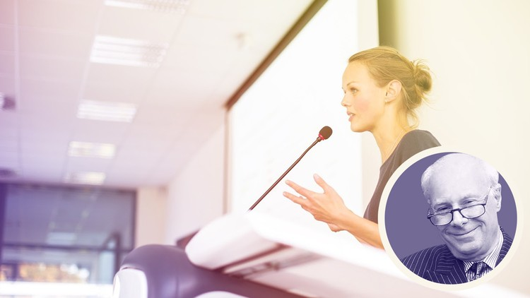 83% off Public Speaking, presentations - painless and powerful