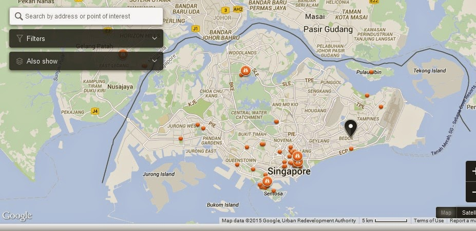 Ayuni's Singapore Map,Map of Ayuni's Singapore,Tourist Attractions in Singapore,Things to do in Singapore,Ayuni's Singapore accommodation destinations attractions hotels map reviews photos pictures
