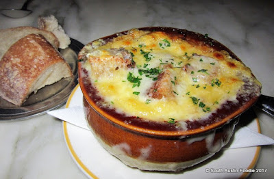 June's All Day French Onion soup