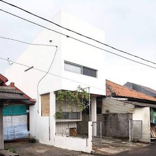 rumah minimalis asli