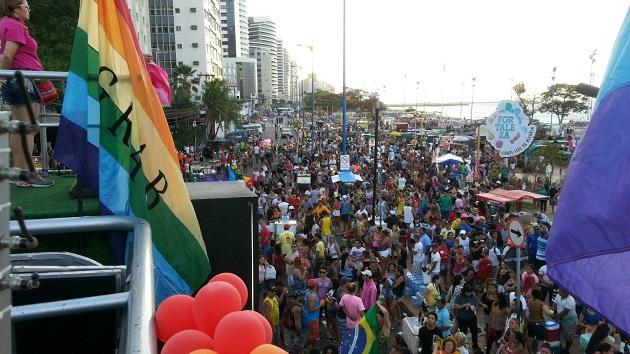 Domingo, 24, é dia da XIX Parada Pela Diversidade do Ceará