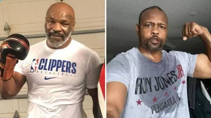 Mike Tyson, Roy Jones Jr. told not to knock each other out as there will be no judges in their exhibition bout on Saturday