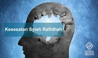 Kesesatan Syiah Rafidhah
