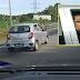'Pemandu Axia BNJ 3879 Kurang Ajar!' - Mangsa