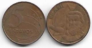 5 centavos, 2004