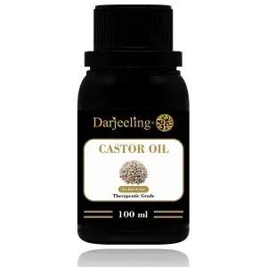 minyak jarak untuk kesehatan rambut serta menebalkan alis dan bulu mata