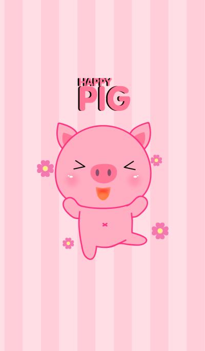 Happy Pig Theme