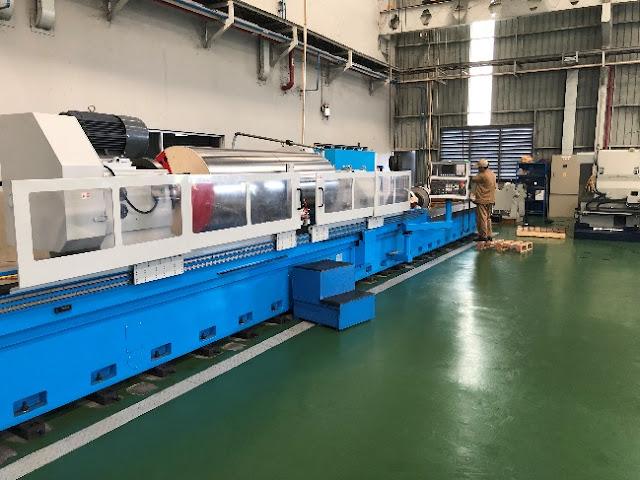 CNC Grinding Machine Φ850×5000L