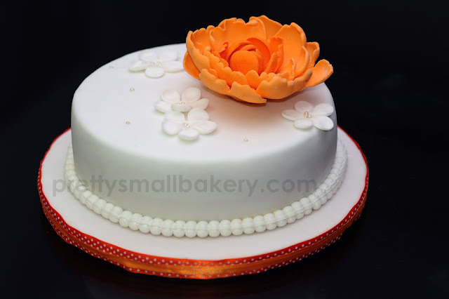 Kek w peony