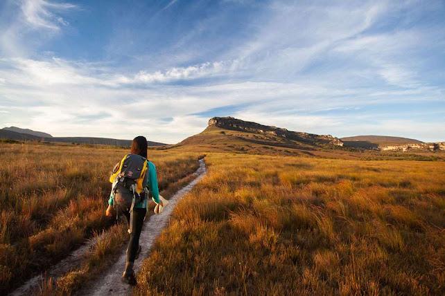Trekking (Foto: Acony Santos)