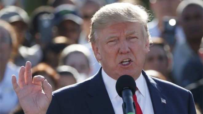 Trump: Clinton's foreign policy plan would start WWIII