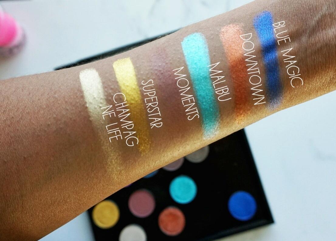 Coloured Raine