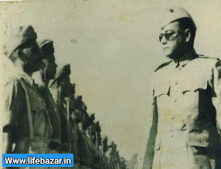 सुभाष चन्द्र बोस जीवन परिचय । Subhas Chandra Bose biography  in hindi