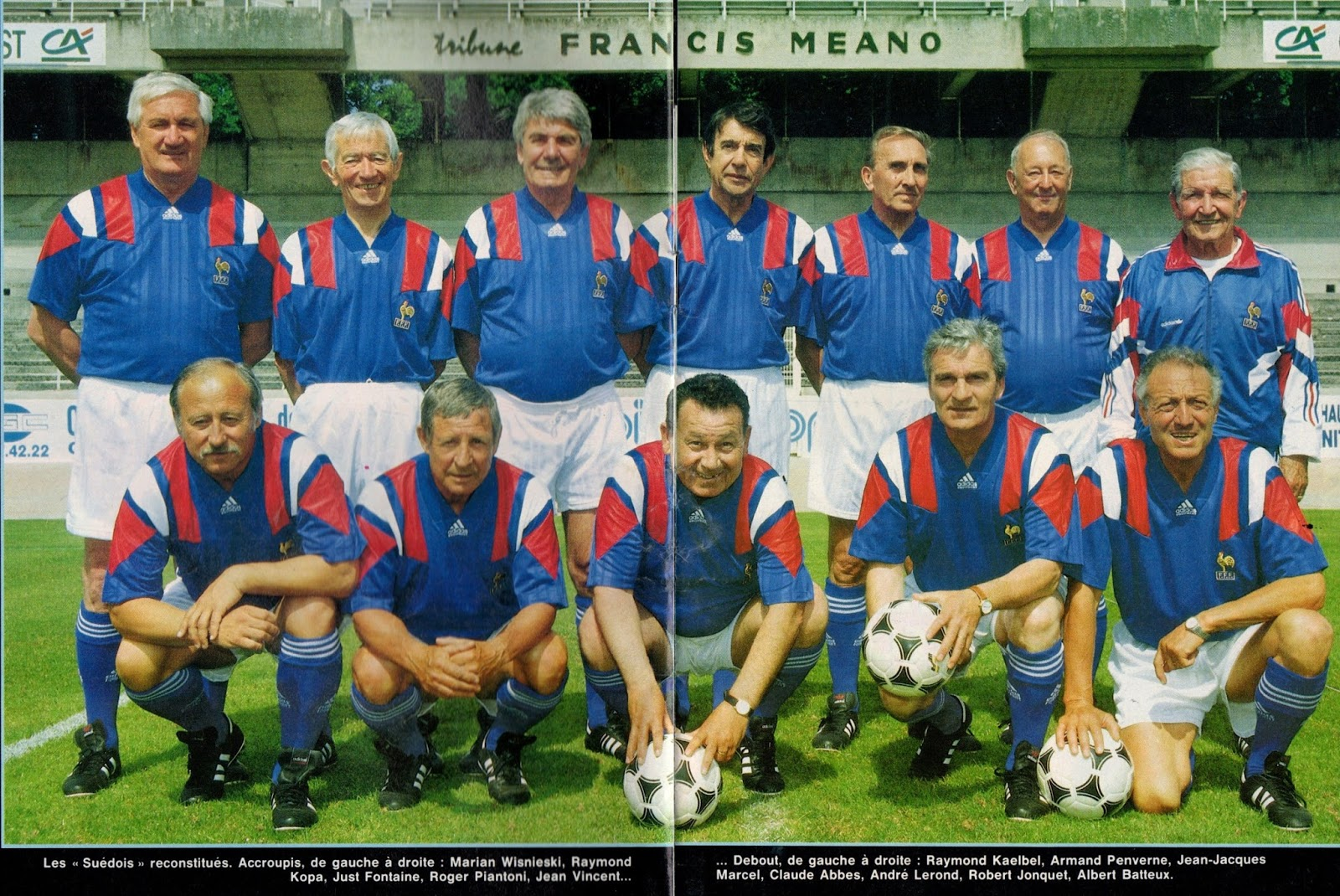 Soccer Nostalgia Old Team photographs Part 33a