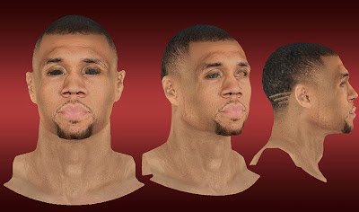 NBA 2K13 Brandon Roy Cyberface Mod