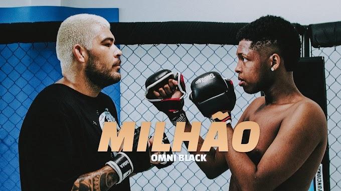 """Omni Black chega forte com o lançamento do clipe """"Milhão"""""""