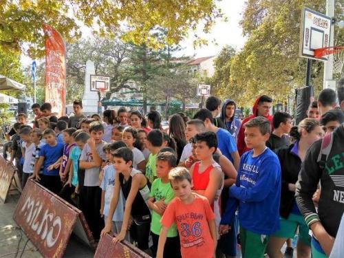 Βροχή και μπάσκετ στο τουρνουά MILKO 3X3 της ΕΟΚ στην Πύλο