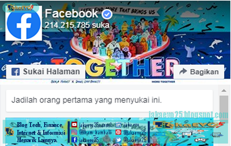 Cara Membuat, Memasang, Menambah Widget Fans Page/Halaman Facebook di Website
