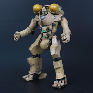 """NECA Pacific Rim 7"""" Jaeger Horizon Warrior"""