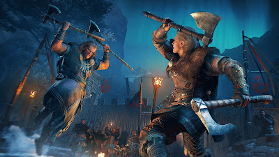 Assassins Creed Valhalla Game Image