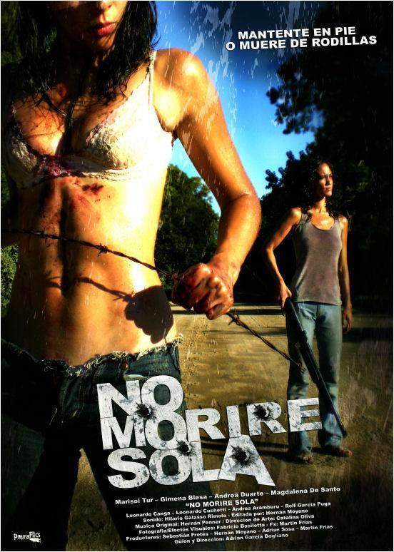 NO MORIRE SOLA 2008  HD ONLINE