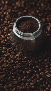Coffe Mobile HD Wallpaper