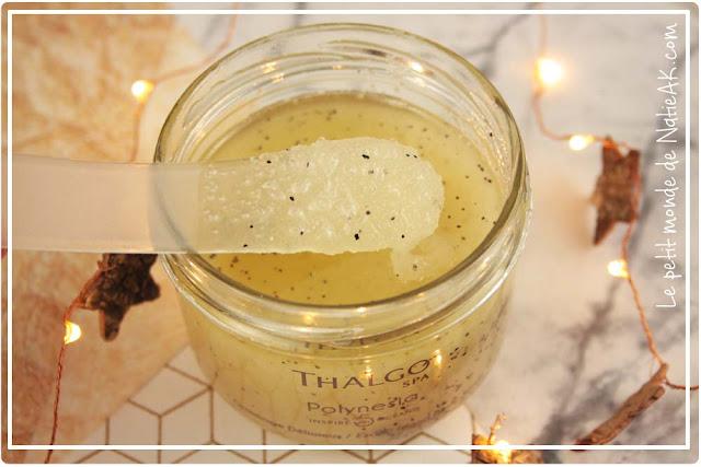 exfoliant doux à la vanille Thalgo