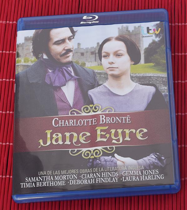 «Jane Eyre», con Ciaran Hinds y Samantha Morton