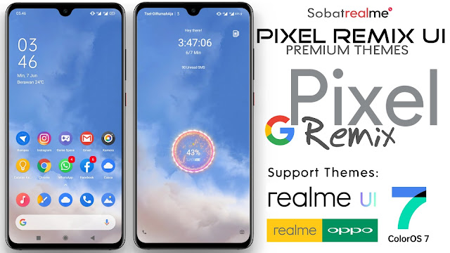 Themes for OPPO & Realme