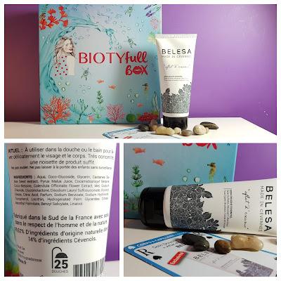 "BIOTYfull Box ""L'Eauthentique"" belesa soin douche"