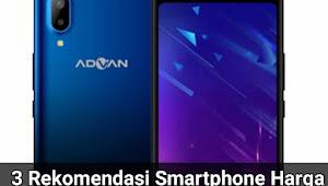 3 Rekomendasi Smartphone Harga 1 Jutaan Terbaik Tahun 2020