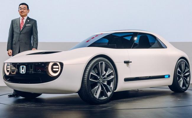 Tinuku Honda aims to cut electric car charging up to 15 minutes
