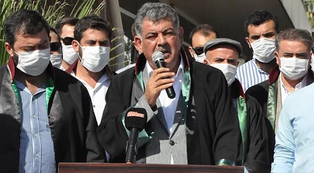 Şanlıurfa'da 26 avukat için soruşturma