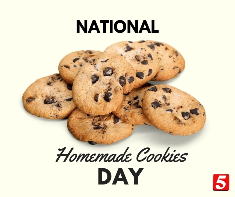 National Homemade Cookies Day Wishes Photos