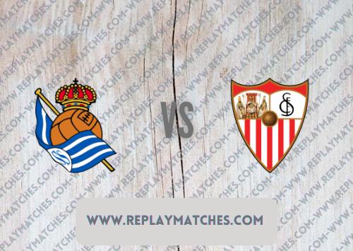 Real Sociedad vs Sevilla Highlights 19 September 2021