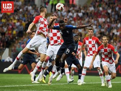 Bóng Đá Trực Tuyến: Nhận định soi kèo Croatia vs Pháp, 01h45 ngày 15/10/2020