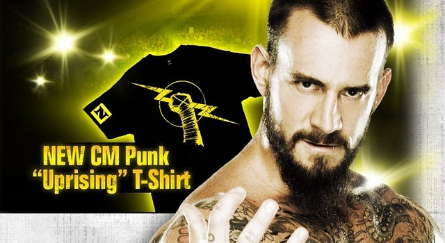 Sports Players Cm Punk Nexus