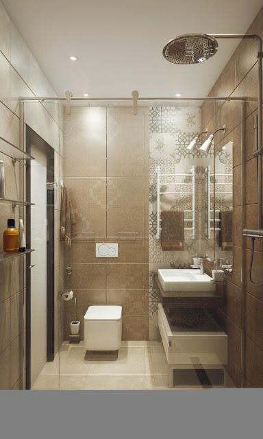 Bathroom Highlighter Design
