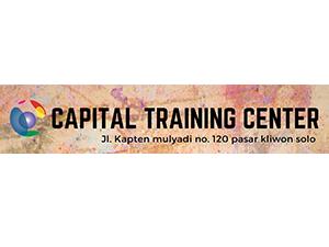 Loker Februari 2020 di Capital Training Center - Surakarta