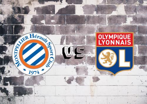 Montpellier vs Olympique Lyonnais  Resumen