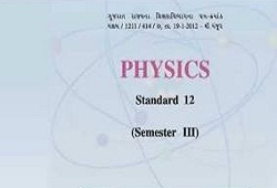 GSEB STD 12 SCIENCE PHYSICS IMP FOR BOARD EXAM 2020