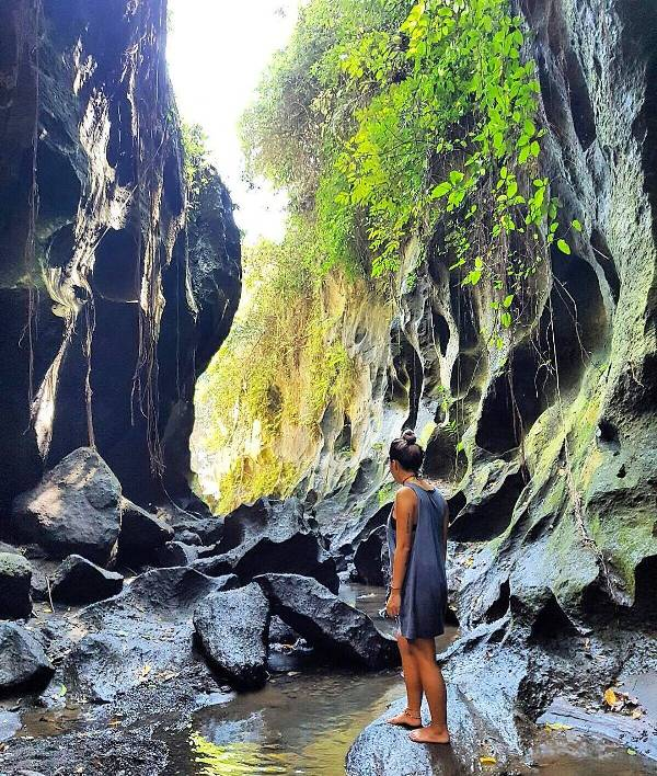 hidden grand canyon Gianyar