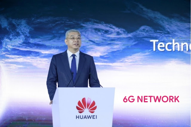 Huawei: 6G is 50 times faster than 5G and will be launched around 2030