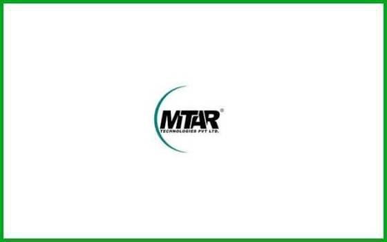 MTAR Technologies Logo
