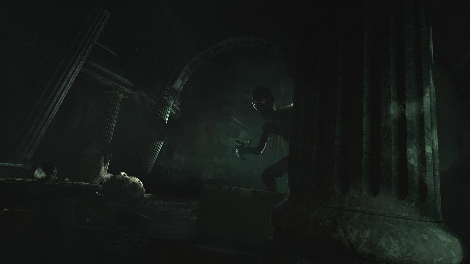 Рецензия на игру Amnesia: Rebirth - неплохой, но безнадёжно устаревший хоррор - 02